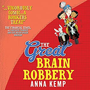 The Great Brain Robbery Audiobook