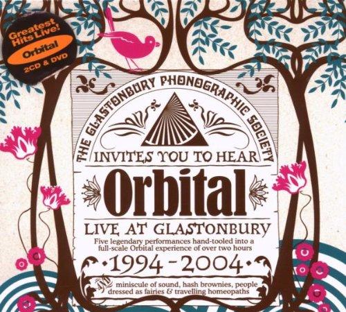 Orbital - Live At Glastonbury 1994-2004 - Zortam Music