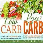 Low Carb: 154 Delicious and Tasty Recipes: 2 in 1 Bundle: Easy Guide for Rapid Weight Loss Hörbuch von Celine Walker Gesprochen von: Dave Wright