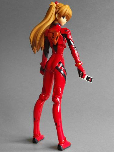 Rebuild of Evangelion : Revoltech Fraulein 017 Asuka Langley Shikinami