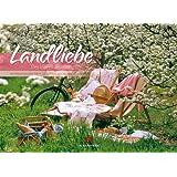 Landliebe 2014: Der Ideenkalender mit praktischen Tipps zu Garten, Küche und Dekoration
