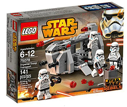 Lego Star Wars 75078 Imperial Troop Transport (Lego Star Imperial compare prices)