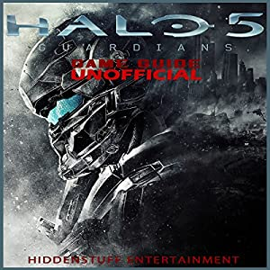 Halo 5 Guardians Game Guide Unofficial Audiobook
