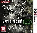 echange, troc Metal Gear Solid : Snake Eater 3D