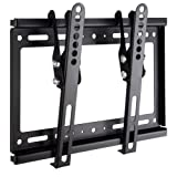 LWL Mounting tilt TV Wall Mount Bracket for vesa 200x200 of 14-42 32 inch Loading 55 lbs