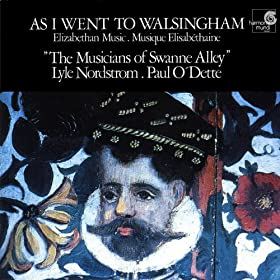 As I Went to Walsingham