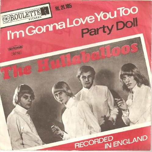 Party Doll/I'm Gonna Love You Too