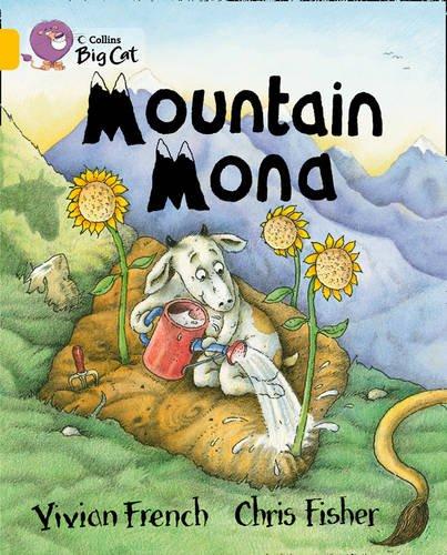 Collins Big Cat - Mountain Mona Workbook