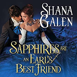 Sapphires Are an Earl's Best Friend Audiobook
