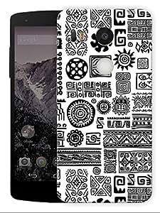 "Humor Gang Village ArtPrinted Designer Mobile Back Cover For ""Lg Google Nexus 5X"" (3D, Matte, Premium Quality Snap On Case)..."