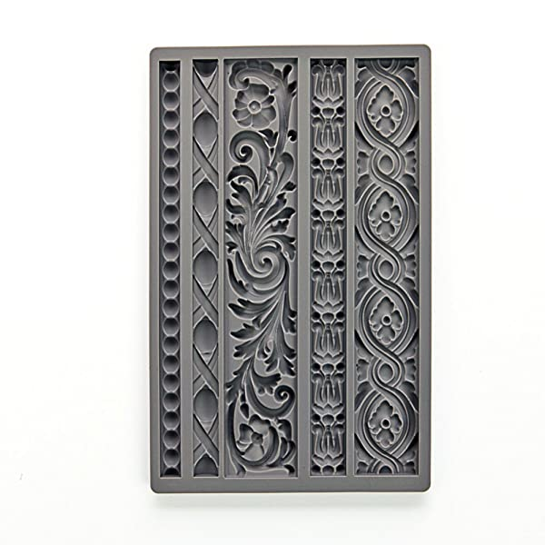Vintage Art Decor Molds