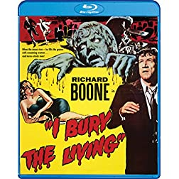 I Bury the Living [Blu-ray]
