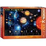 Eurographics The Planets 1000-Piece Puzzle