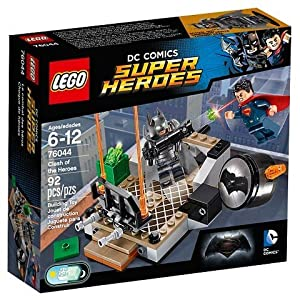LEGO Super Heroes - Clash of the Heroes 76044 TRG at Gotham City Store