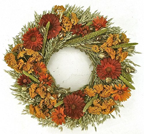 Autumn Symphony Wreath Fall Wreath