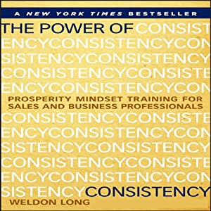 The Power of Consistency Audiobook