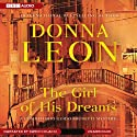 The Girl of His Dreams (       UNABRIDGED) by Donna Leon Narrated by David Colacci
