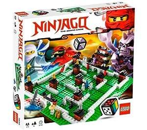 Lego Games - 3856 - Jeu de Société - Ninjago