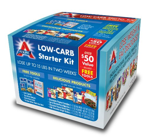 Atkins Low-Carb Starter Kit