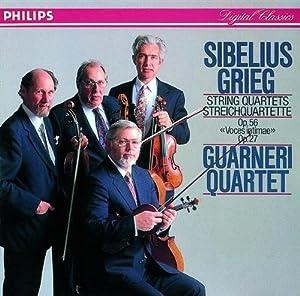 Sibelius / Grieg: String Quartets