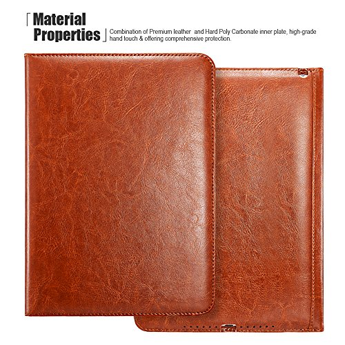 iPad Air 2 Leather Case, iVAPO [Corner Protection] iPad air 2 Smart Cover **Auto Sleep / Wake Feature** Leather Flip Case Cover with Two Positions Stand and Elastic Hand Strap Folio Cover Slim Perfect Fit For Apple iPad Air 2/ iPad 6th Generation (MM566) машинка шлифовальная ленточная вихрь лшм 75 800