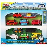 Thomas & Friends Take-n-Play THOMAS' FAVORITE FRIENDS Exclusive 10 Die-cast Metal Vehicle Gift Set