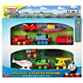 Thomas & Friends Take-n-Play Exclusive THOMAS' FAVORITE FRIENDS 10-Die-cast Vehicle Gift Set