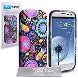 """Yousave Accessories� Samsung Galaxy S3 Tasche Quelle Silikon H�lle Mit Displayschutzvon """"Yousave Accessories�"""""""