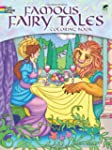 Famous Fairy Tales Coloring Book (Dov...