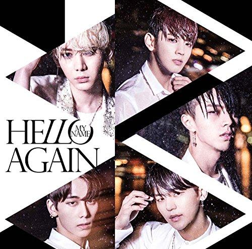 HELLO AGAIN 【初回盤】(CD+DVD 2枚組)