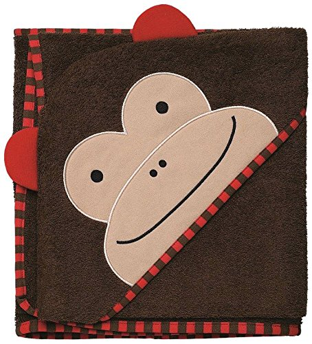 Skip Hop Toddler Towel - Monkey - 1