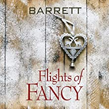 Flights of Fancy: Forever Windsor (       UNABRIDGED) by Barrett Narrated by Sara Morsey