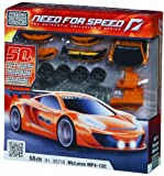 Mega Bloks Need for Speed Buildable McLaren MP4-12C