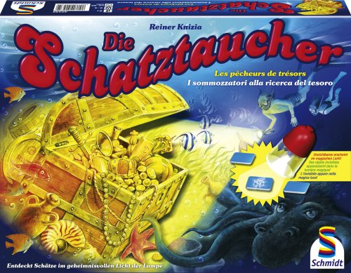 Schmidt Spiele – Die Schatztaucher