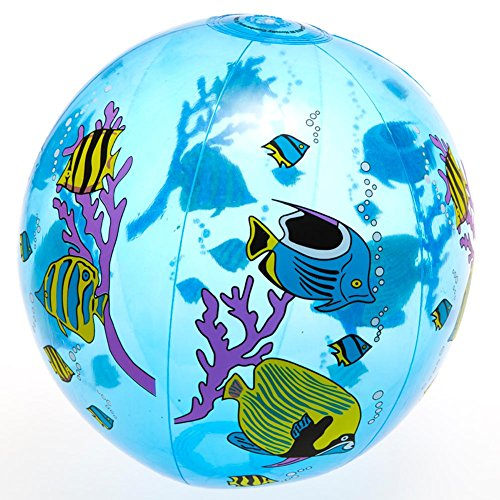Tropical Fish Beach Ball