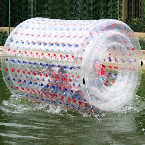 Aufblasbares Wasser Roller Rolling Ball Walking Ball/Wasser Zorbing Ball, Ball für Verkauf