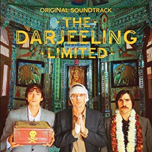 "Afficher ""The Darjeeling limited, B.O.F."""