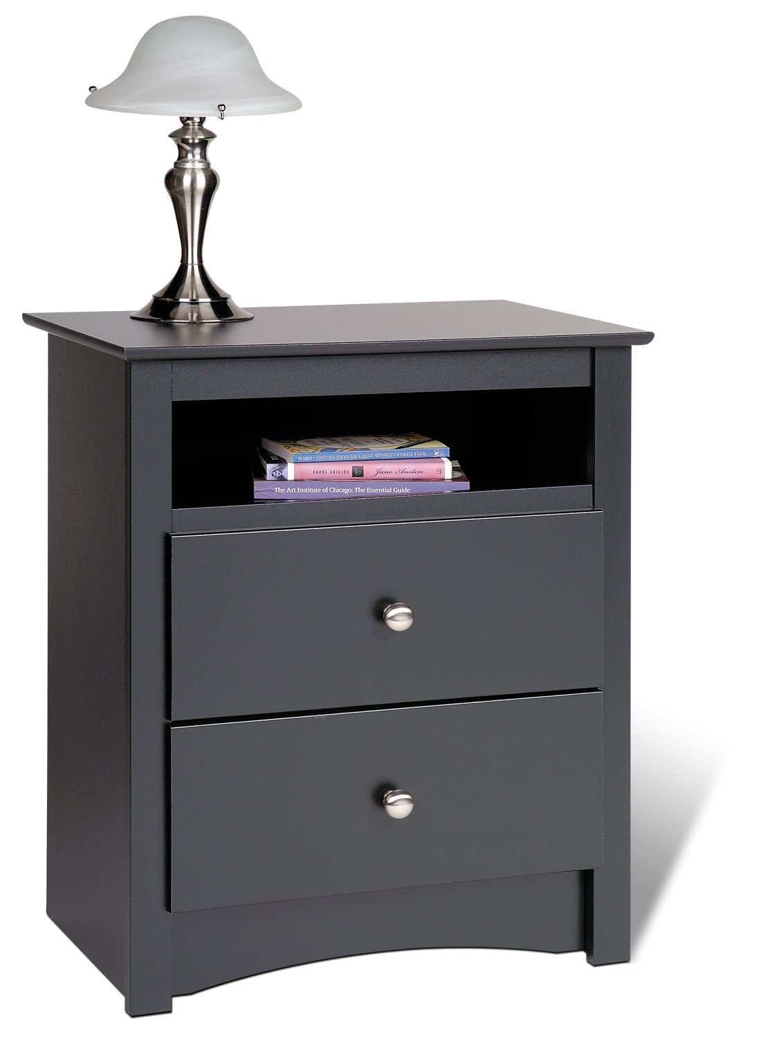 Amazon.com: Nightstands - Bedroom Furniture: Home & Kitchen