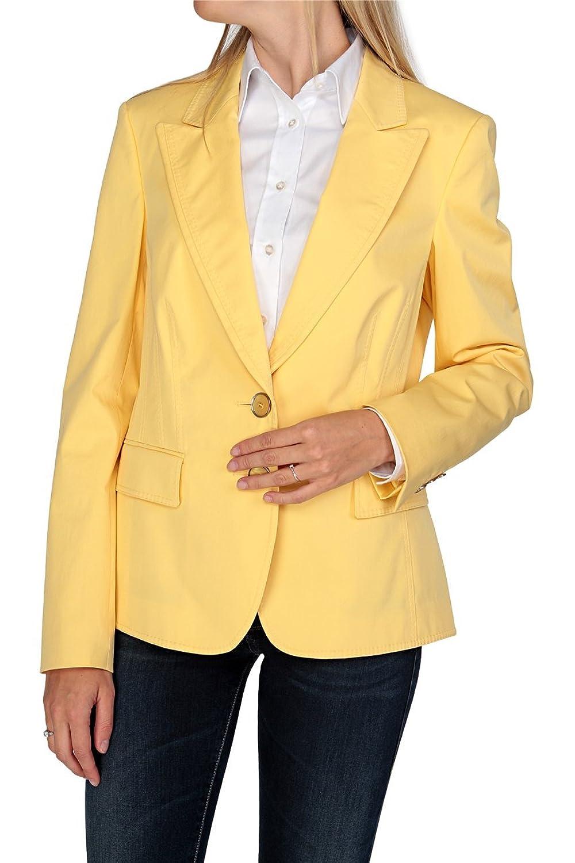 Basler Damen Blazer BASIC, Farbe: Gelb online kaufen