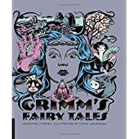 Classics Reimagined, Grimm's Fairy Tales (Hardcover)
