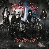 Motley Crue Girls Girls Girls (Reis) [VINYL]