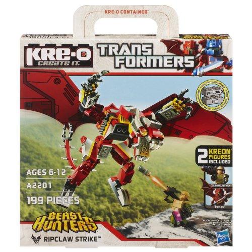 KRE-O Transformers Prime Beast Hunters Ripclaw Strike Set (A2201) - 1
