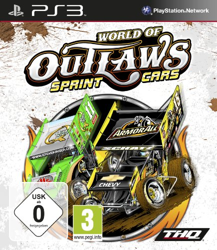 WORLD OF OUTLAWS: SPRINT CARS PS-3 [IMPORT ALLEMAND] [JEU PS3]