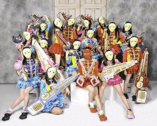 仮面女子カレンダー2016年版(壁掛け版)