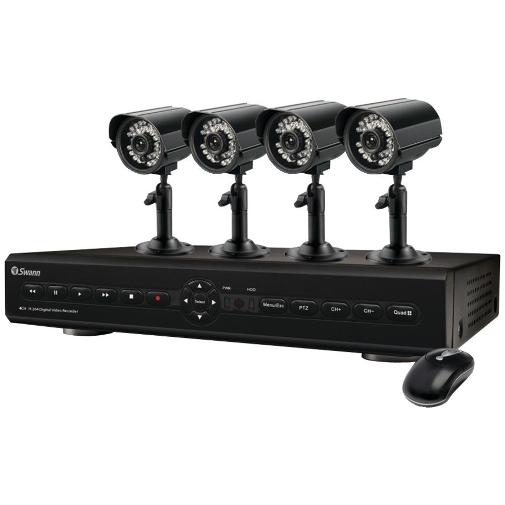 swann 8 camera surveillance system manual