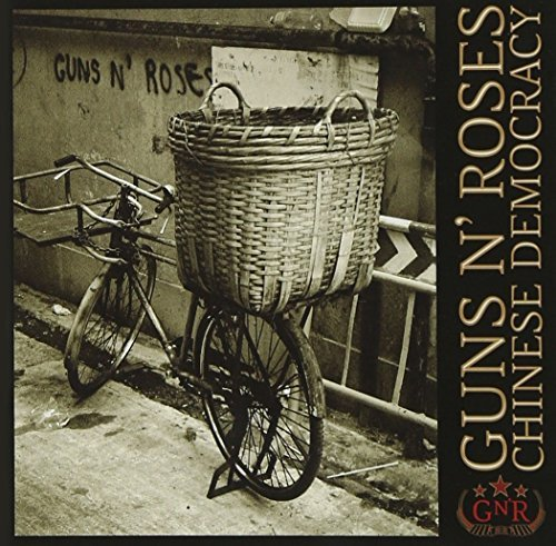 Chinese Democracy by Guns N' Roses (2010-03-02)