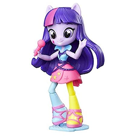 My Little Pony – Equestria Girls – Twilight Sparkle – Figurine 11 cm