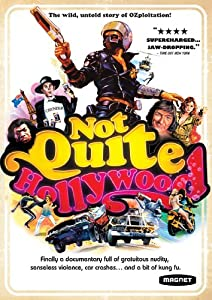 NEW Not Quite Hollywood (DVD)