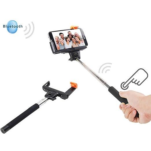 selfie stick palo para selfies extensible con control remoto por. Black Bedroom Furniture Sets. Home Design Ideas