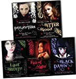 Rachel Caine Rachel Caine Morganville Vampires 5 Books Collection Pack Set- Book 11 to 15 (Last Breath: Book 11, Black Dawn: Book 12, Bitter Blood: Book 13, Fall of Night: Book 14, Daylighters: Book 15)